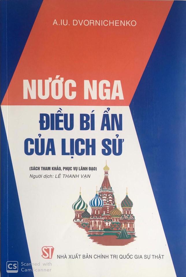 Nước Nga - Điều bí ẩn của lịch sử (Sách tham khảo, phục vụ lãnh đạo)