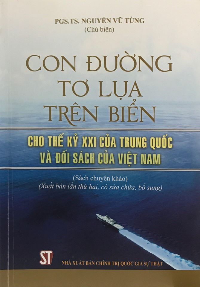 Con đường tơ lụa trên biển cho thế kỷ XXI của Trung Quốc và đối sách của Việt Nam