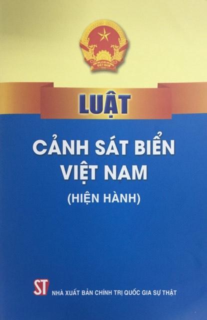 Luật Cảnh sát biển Việt Nam (hiện hành)
