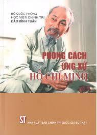 Phong cách ứng xử Hồ Chí Minh