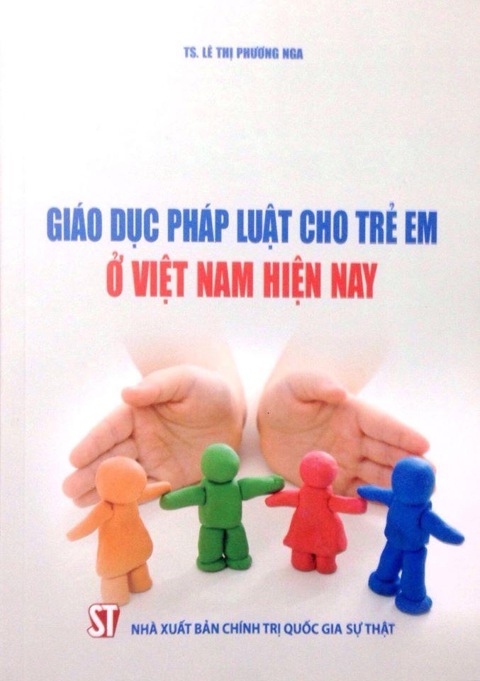 Giáo dục pháp luật cho trẻ em ở Việt Nam hiện nay