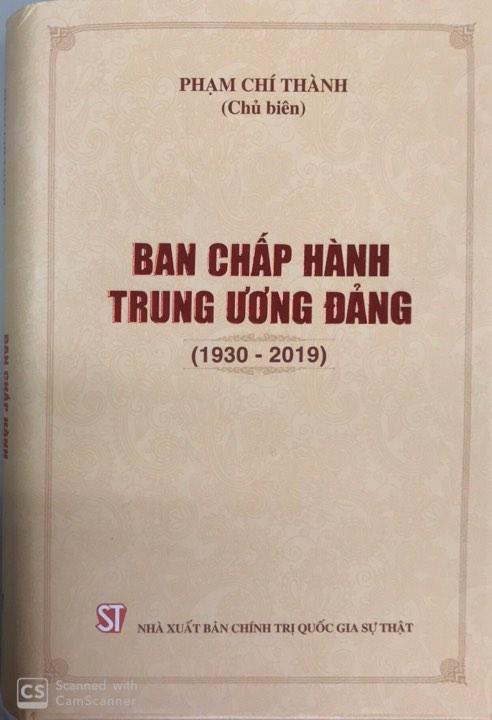 Ban Chấp hành Trung ương Đảng (1930 - 2019)