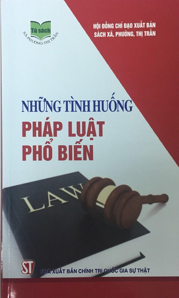Những tình huống pháp luật phổ biến