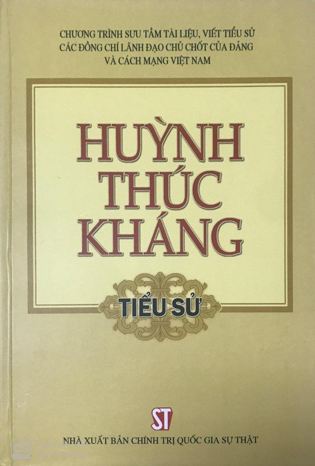 Huỳnh Thúc Kháng - Tiểu sử