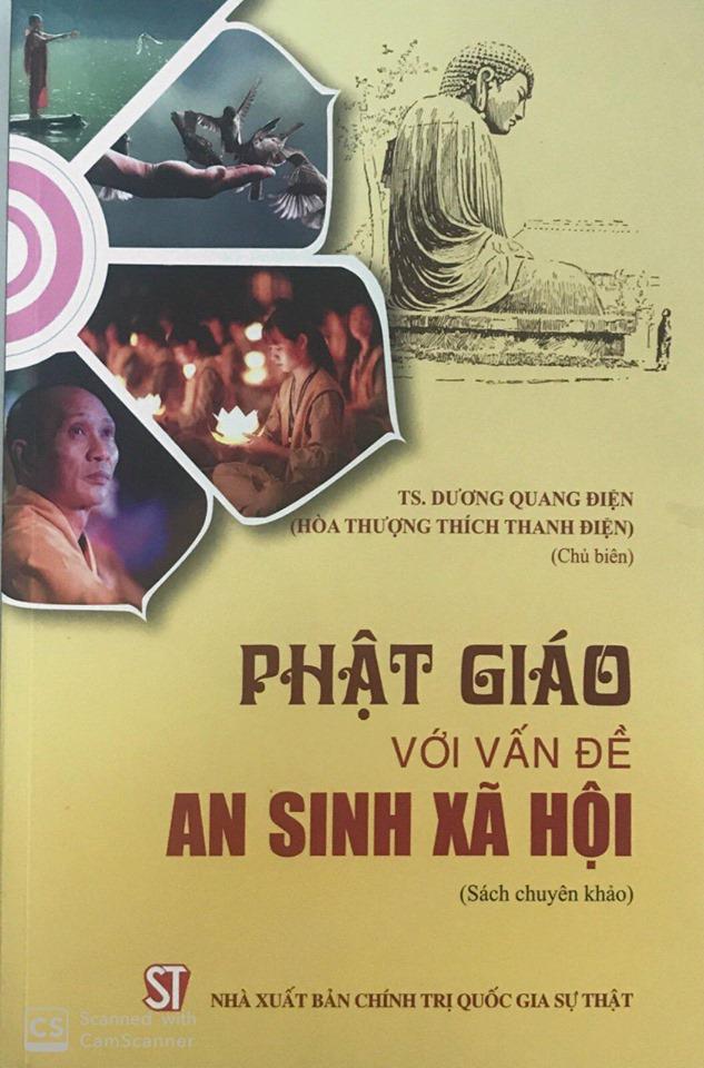 Phật giáo với vấn đề an sinh xã hội (Sách chuyên khảo)
