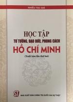 Học tập tư tưởng, đạo đức, phong cách Hồ Chí Minh