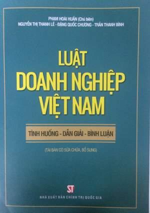 Luật doanh nghiệp Việt Nam – Tình huống – dẫn giải – bình luận