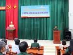 """Hội nghị thông tin chuyên đề """"50 năm thực hiện Di chúc của Chủ tịch Hồ Chí Minh"""""""