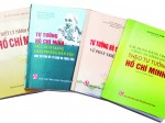 Một số cuốn sách tiêu biểu nhân kỷ niệm 130 ngày sinh Chủ tịch Hồ Chí Minh