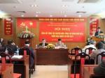 Hội nghị tổng kết công tác chuyên môn, công tác Đảng năm 2018, triển khai nhiệm vụ năm 2019