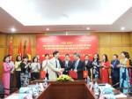 Hội đàm giữa Nhà xuất bản Chính trị quốc gia Sự thật và Nhà xuất bản Nhân dân Thượng Hải