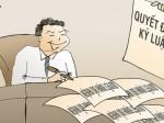 Nhận diện tham nhũng trong công tác cán bộ