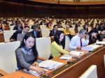 Quốc hội thông qua ba Luật
