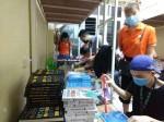 Những cuốn sách tham gia chống dịch