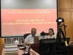 """Tọa đàm trực tuyến chuyên đề """"Tư tưởng Hồ Chí Minh về đại đoàn kết dân tộc"""""""