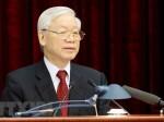 Thống nhất giới thiệu Tổng Bí thư để Quốc hội bầu làm Chủ tịch nước