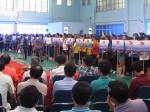 Hội thao chào mừng kỷ niệm 70 năm Ngày truyền thống Đảng bộ Khối các cơ quan Trung ương