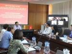 Hội nghị trực tuyến lần thứ hai giữa Nhà xuất bản Chính trị quốc gia Sự thật và Ủy ban Đối ngoại Xanh Pê-téc-bua, Liên bang Nga