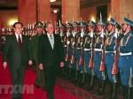 Các nước, các tổ chức quốc tế gửi Điện và Thư chia buồn; cử đoàn đến viếng nguyên Chủ tịch nước, Đại tướng Lê Đức Anh