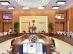 Phân công chuẩn bị Phiên họp thứ 34 của Ủy ban Thường vụ Quốc hội