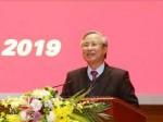 Thường trực Ban Bí thư chúc Tết cán bộ, nhân viên Văn phòng Trung ương Đảng