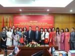 Hội đàm với Tập đoàn Xuất bản và Truyền thông Phượng Hoàng Giang Tô, Trung Quốc