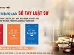Bộ sách Sổ tay luật sư - cẩm nang hữu ích về nghề luật sư