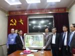 Dâng hương tưởng nhớ Chủ tịch Hồ Chí Minh ngày đầu Xuân