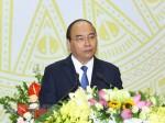 Thủ tướng Nguyễn Xuân Phúc tại tiệc chiêu đãi Đoàn Ngoại giao nhân dịp Quốc khánh 2-9