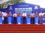 Khai mạc hội sách Hà Nội năm 2018