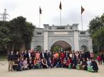 Tham quan Di tích lịch sử Bạch Đằng Giang tại Hải Phòng nhân Ngày Quốc tế Phụ nữ 8/3.