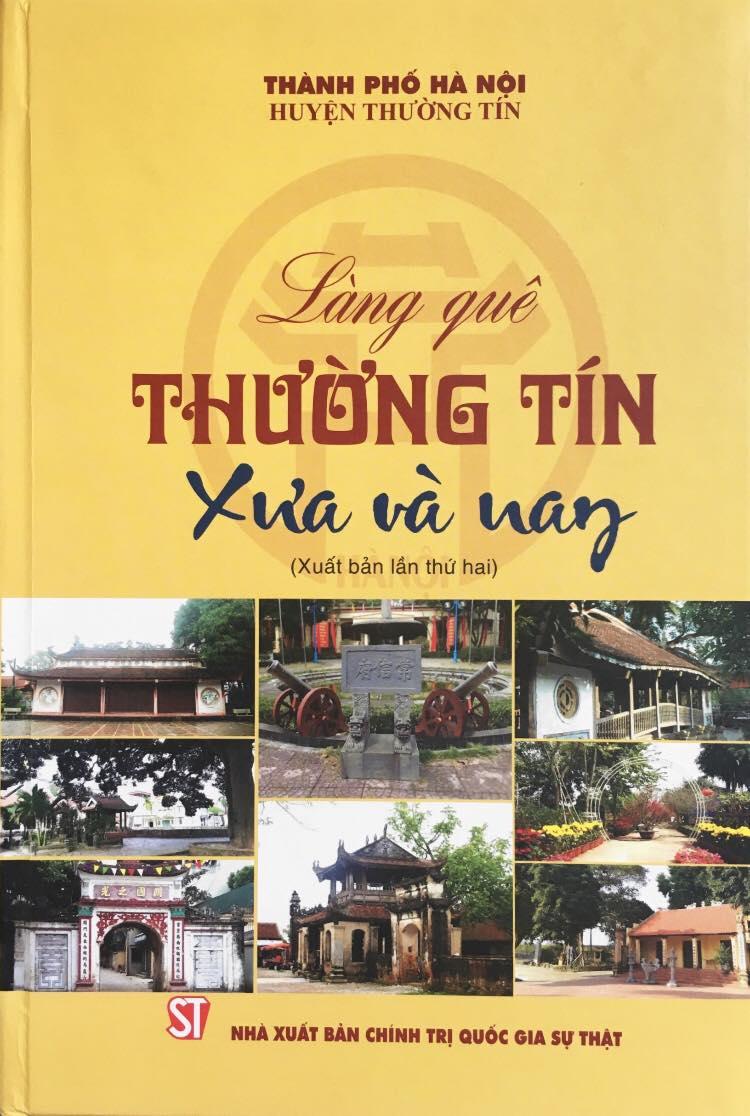 Làng quê Thường Tín xưa và nay (Xuất bản lần thứ hai)