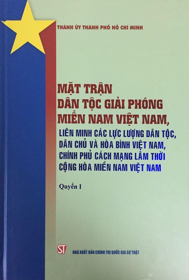 Mặt trận dân tộc giải phóng miền Nam Việt Nam, liên minh các lực lượng dân tộc, dân chủ và hòa bình Việt Nam, chính phủ Cách mạng lâm thời cộng hòa miền Nam Việt Nam