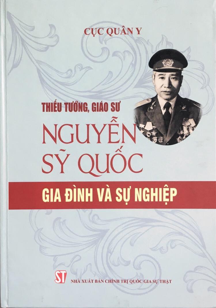 Thiếu tướng, Giáo sư Nguyễn Sỹ Quốc: Gia đình và sự nghiệp