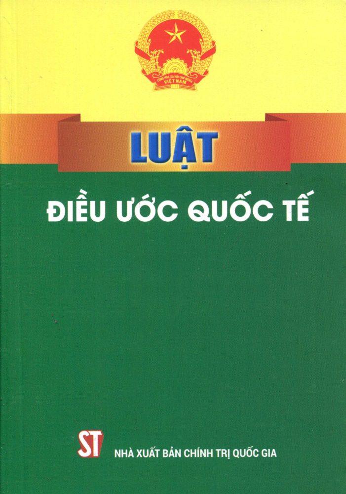 Luật Điều ước quốc tế (hiện hành)