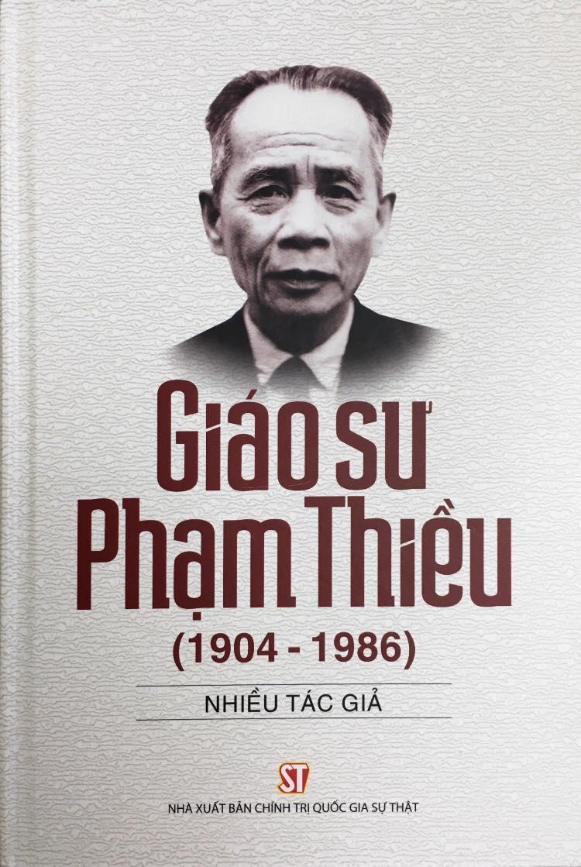 Giáo sư Phạm Thiều (1904 - 1986)