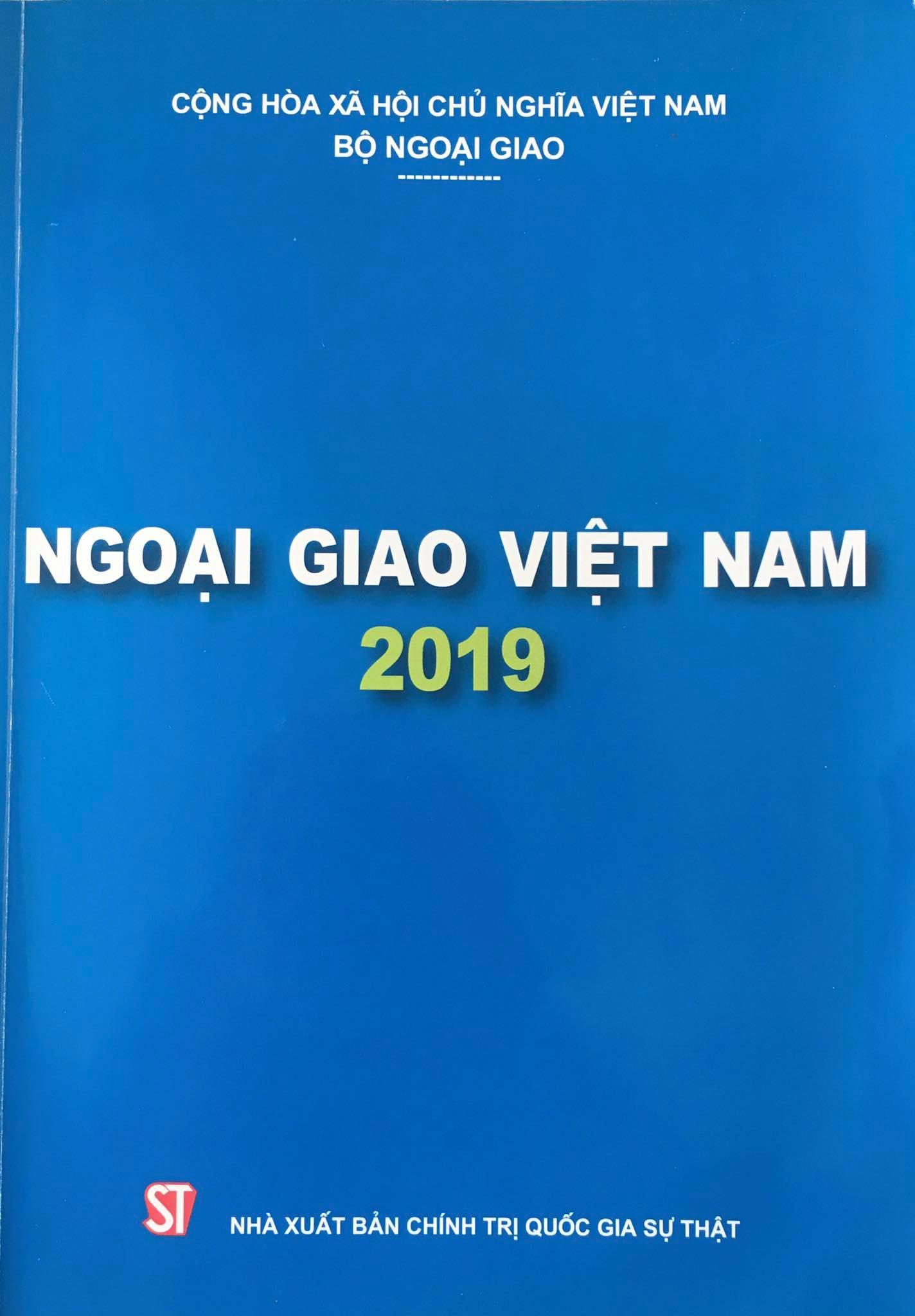 Ngoại giao Việt Nam 2019