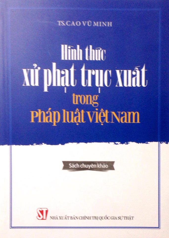Hình thức xử phạt trục xuất trong pháp luật Việt Nam