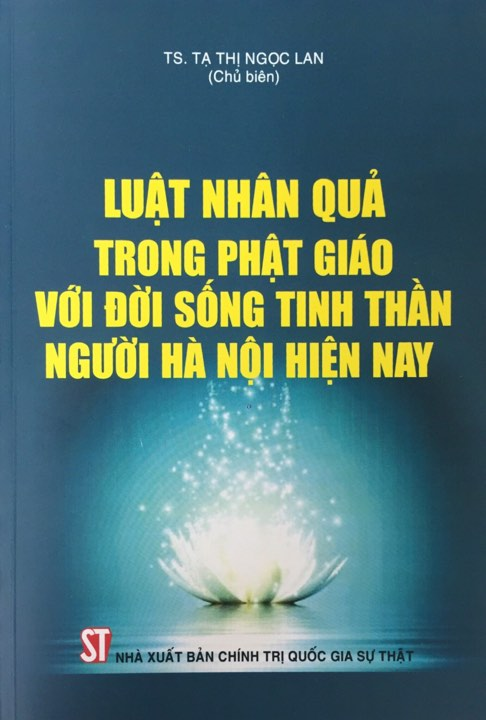 Luật nhân quả trong Phật giáo với đời sống tinh thần người Hà Nội hiện nay