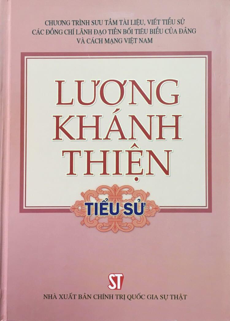Lương Khánh Thiện - Tiểu sử