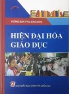 Hiện đại hóa giáo dục (sách tham khảo)