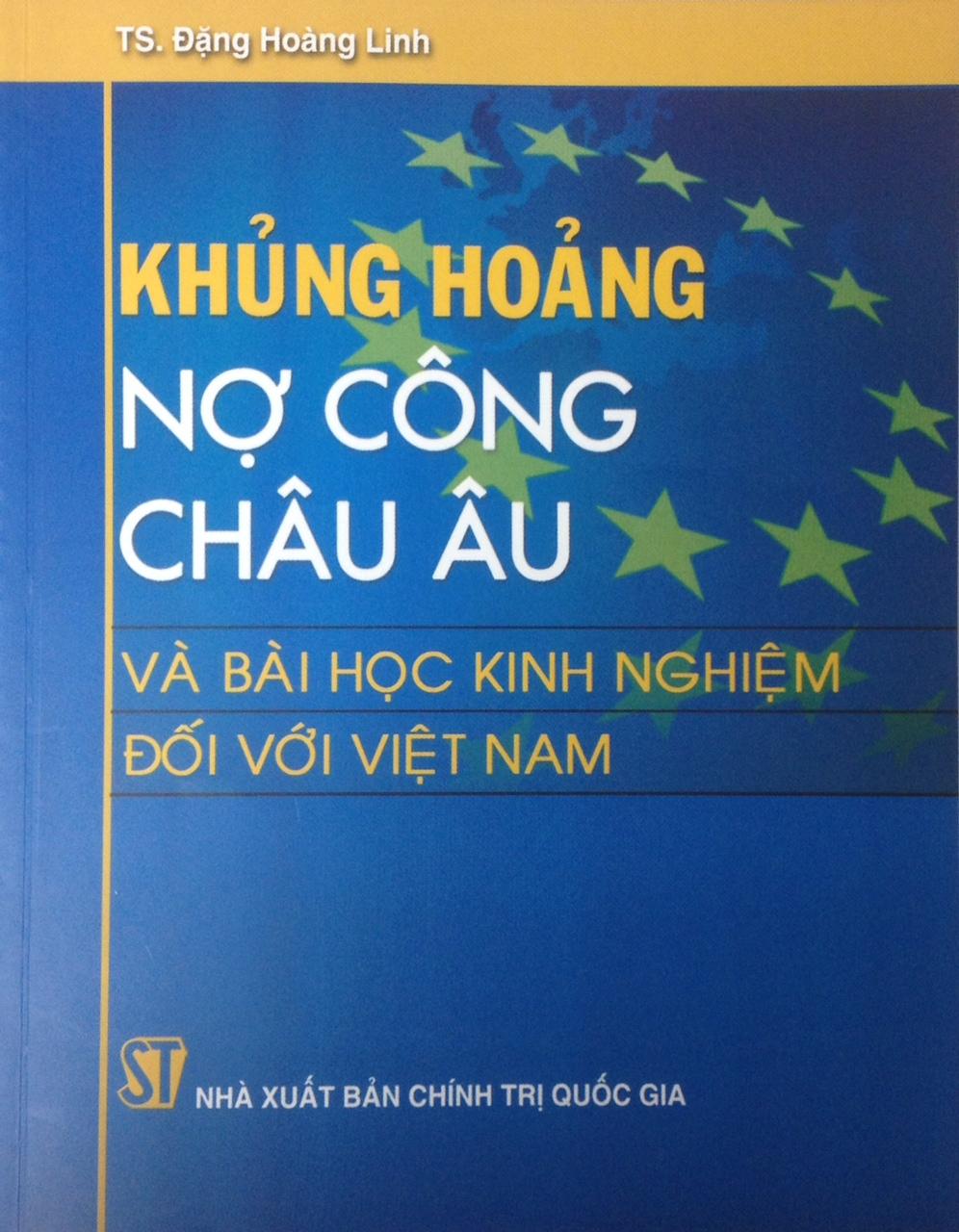 Khủng hoảng nợ công châu Âu và bài học kinh nghiệm đối với Việt Nam