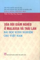 Xóa đói giảm nghèo ở Malaixia và Thái Lan, bài học kinh nghiệm cho Việt Nam