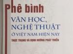 Phê bình văn học nghệ thuật ở Việt Nam hiện nay - Thực trạng và định hướng phát triển