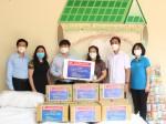 Nhà xuất bản Chính trị quốc gia Sự thật tặng quà tại Làng trẻ em Birla Hà Nội