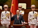 Đồng chí Nguyễn Xuân Phúc tuyên thệ nhậm chức Chủ tịch nước