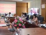 Hội nghị trực tuyến giữa Nhà xuất bản Chính trị quốc gia Sự thật và Ủy ban Đối ngoại Xanh Pêtécbua, Liên bang Nga