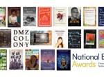 Những tác phẩm vào vòng chung khảo giải Sách Quốc gia Mỹ