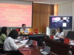 Hội đàm trực tuyến giữa Nhà xuất bản Chính trị quốc gia Sự thật, Việt Nam và Nhà xuất bản Nhân dân Giang Tô, Trung Quốc