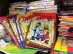 Sôi động thị trường truyện tranh cũ